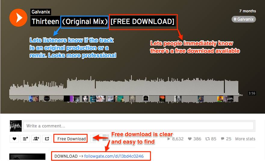 6 Simple Ways To Get More Soundcloud Plays | Followgate Blog